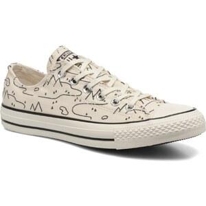 SALE - 40% - Converse - Chuck Taylor All Star Ox Journey Print W - Sneaker für Damen / mehrfarbig