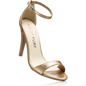 BODYFLIRT Sandales or chaussures & accessoires - bonprix