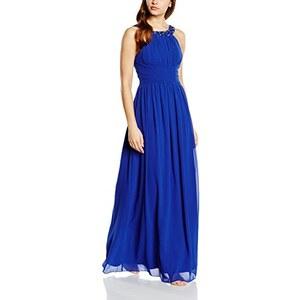 Little Mistress Damen Kleid Embellished Empire Maxi Dress