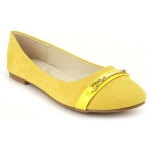 Ballerine Color Yellow DIVE - Cendriyon
