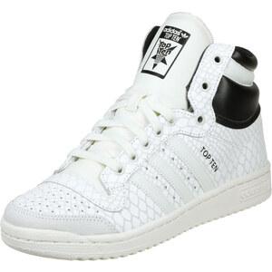 adidas Top Ten Hi W chaussures white/black