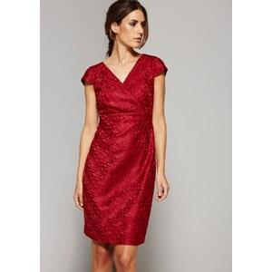 comma Abendkleid