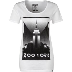 ZOO YORK LEGER TShirt print white