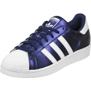 adidas Superstar chaussures blue/ftwr white