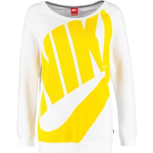 Nike Sportswear RALLY EXPLODED Sweatshirt white/varsity maize