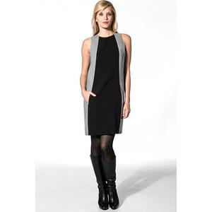 fashionsisters.de Calvin Klein Damen Kleid grau KWW447/R3L00/999