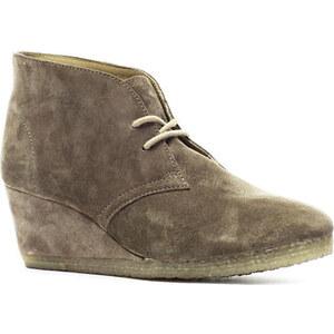 fashionsisters.de Clarks Yarra Desert walnut 203411144