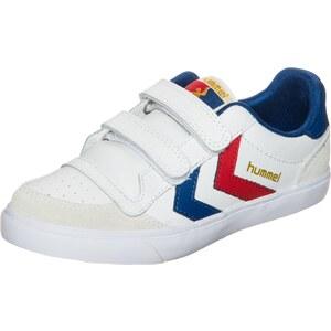 Hummel Stadil Leather Low Sneaker Kinder