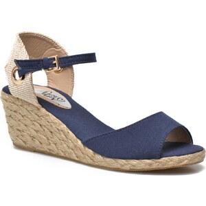 I Love Shoes - Kekimi - Sandalen für Damen / blau