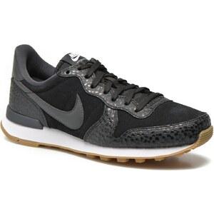 Nike - W Internationalist Prm - Sneaker für Damen / schwarz