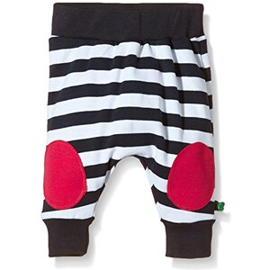 Fred's World by Green Cotton Baby - Jungen Hose Sailor stripe funky pants