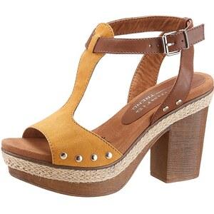 Tamaris High Heel Sandalette im Seventies-Style