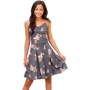Trägerkleid Blumendruck für Mädchen Arizona grau 128,146,152,158,164,170,176,182
