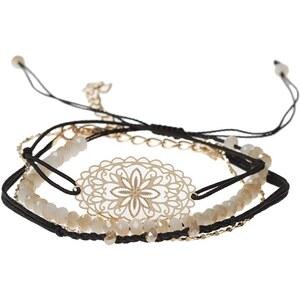 Bréal Lot de 3 bracelets bohèmes