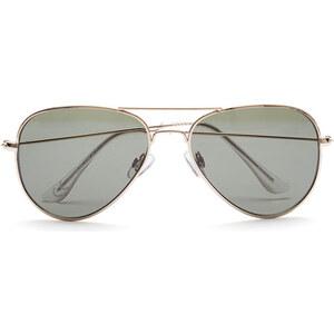 Selected SHDAlberto Sonnenbrille gold