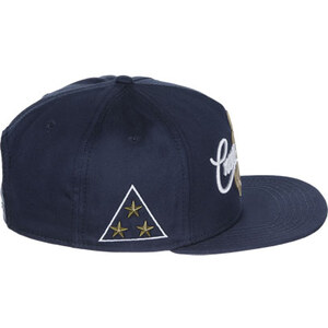 Cayler & Sons Snapback deep navy/gold/white