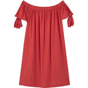 MANGO Kleid Mit Bateau-Ausschnitt