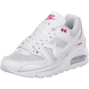 Nike Air Max Command Youth Gs Schuhe white/pink