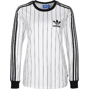 adidas 3 Stripes W Longsleeve white/black