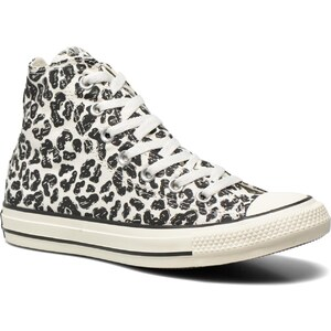 Converse - Chuck Taylor All Star Hi Sketchbook Print - Sneaker für Damen / mehrfarbig
