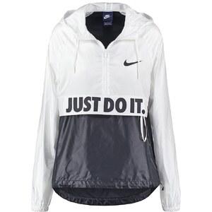Nike Sportswear CITY Leichte Jacke white/white/black/black