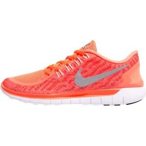 Nike Performance FREE 5.0 Laufschuhe Natural Running hyper orange/black/sail/white