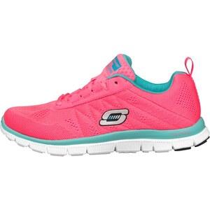 Skechers Damen Sport Flex Appeal Sweet Spot Sneakers Pink