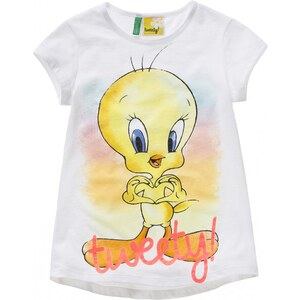 "Benetton T-shirt avec imprimé ""Titti"""