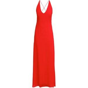 Miss Parisienne Ballkleid red