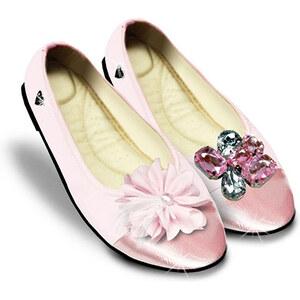 Lesara Happy Shoes 3-in-1-Design-Wohlfühl-Ballerina - Creme - 40/41