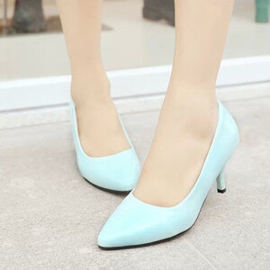 Lesara Pumps in Pastell - Mint - 36