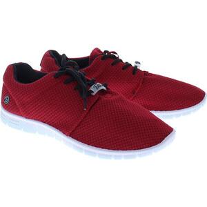 Lesara Blink Sneaker im Mesh-Look - Rot - 37
