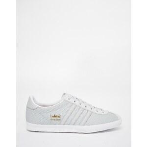 Adidas Originals - Gazelle - Baskets - Gris transparent - Gris translucide