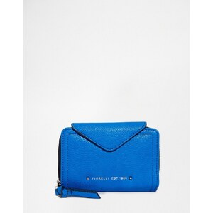 Fiorelli - Porte-monnaie avec fermeture éclair - Bleu digital