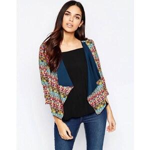 Mela Loves London - Kimono multicolore imprimé - Multi
