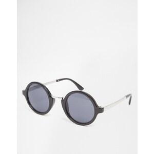 Pimkie Runde Sonnenbrille - Schwarz