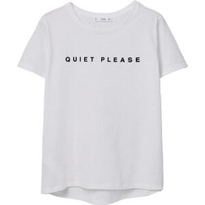 MANGO T-Shirt Mit Schriftzug