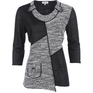 Bexleys Woman, tolles Shirt, Schwarz, Größe XXXL