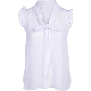 My Own, Bluse, ohne Arm, Weiß, Größe 36