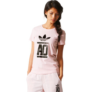 adidas T-Shirt light vista pink mel