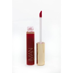 Iman Lip Shimmer - Gloss - rouge