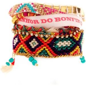 Hipanema Taj - Bracelet brésilien - multicolore