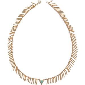 Hipanema Collier anemone - bleu