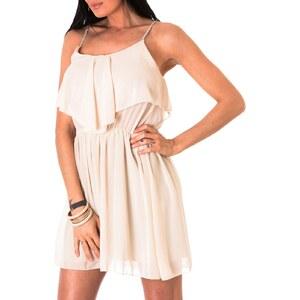 Toutes les robes Robe courte - beige