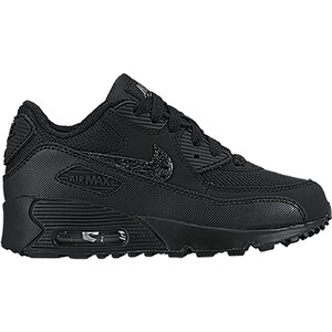 Nike Air Max 90 Mesh (PS) - Baskets - noir
