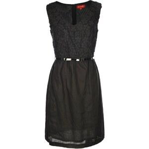 derhy Pion - Robe courte - noir
