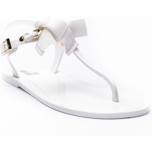 Love Moschino Tongs - blanches