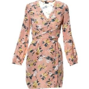 Le dressing d'Alisson Robe courte - rose