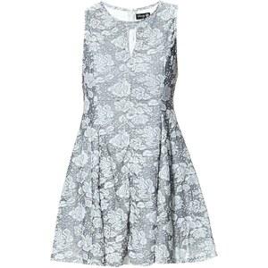 Le dressing d'Alisson Robe courte - gris