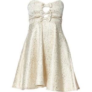 Le dressing d'Alisson Robe bustier - crème